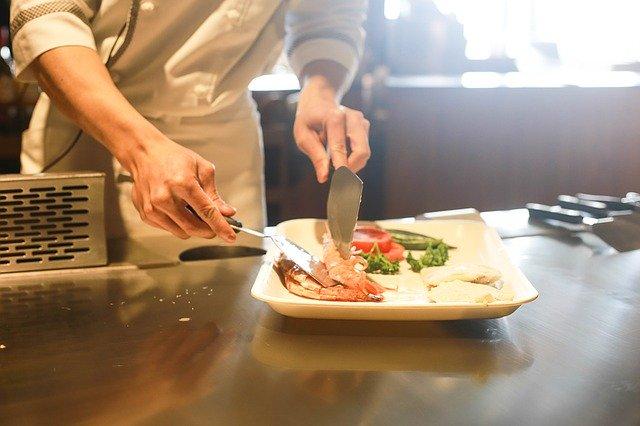 לינדה ברנס והכשרה של שף אישי כשר